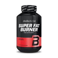 Super Fat Burner envase de 120 tabletas de la marca Biotech USA (Termogénicos)
