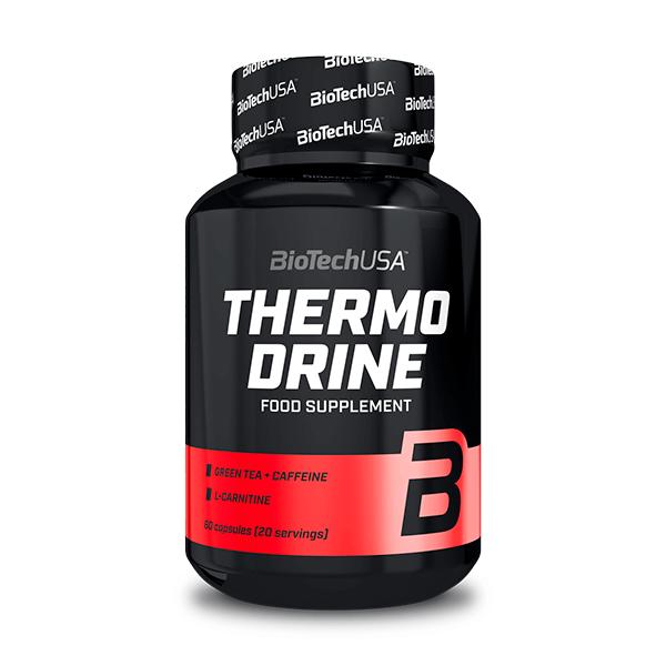 Thermo Drine de 60 cápsulas del fabricante Biotech USA (Diuréticos)