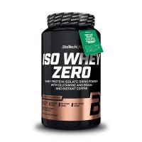 ISO Whey Zero de 908g de la marca Biotech USA (Proteína de Aislado de Suero Isolate)