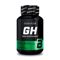 GH Hormone Regulator de 120 cápsulas del fabricante Biotech USA (Complejos H Crecimiento)