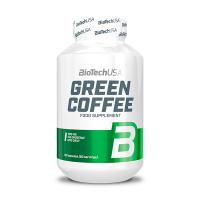 Café Verde de 120 cápsulas de Biotech USA (Otros Quemadores)