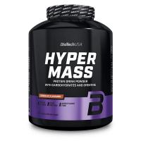 Hyper Mass envase de 2270g de la marca Biotech USA (Ganadores de Peso con proteína)