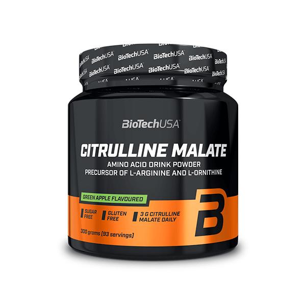 Citrulina Malato de 300g de Biotech USA (Otros Aminoácidos)