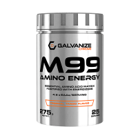 M99 Amino Energy envase de 275g del fabricante Galvanize Nutrition (Pre Entrenamiento sin Estimulantes)