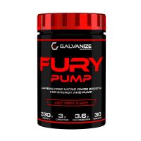 Fury Pump de 330g de Galvanize Nutrition (Óxido Nítrico)