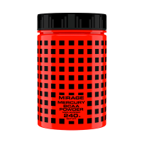 Mercury BCAA Powder - 240g [Mirage Sport]