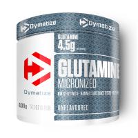 Glutamina Micronizada de 400g de Dymatize
