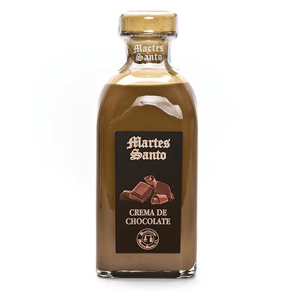 Crema de Chocolate de Martes Santo
