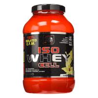 ISO Whey Cell envase de 1800g de Tegor Sport (Proteína de Aislado de Suero Isolate)