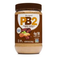 PB2 Cacahuete en Polvo con Cacao envase de 454g de la marca PB2 Foods (Cremas de Cacahuete)