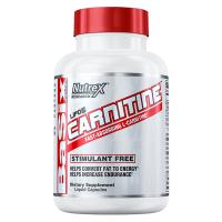 Lipo 6 Carnitine de 120 cápsulas de la marca Nutrex (L-Carnitina)