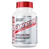 Lipo 6 Carnitine envase de 60 cápsulas de Nutrex (L-Carnitina)