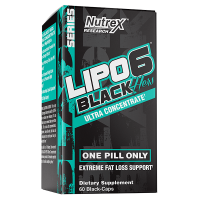 Lipo6 black hers ultra concentrate - 60 capsules