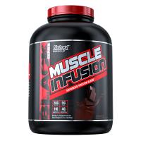 Muscle Infusion envase de 2,3 kg de la marca Nutrex (Múltiples Fuentes Proteicas)