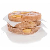 Bandeja de 5 Hamburguesas de Pollo Frescas de la marca Diet Premium (Alimentación Saludable)