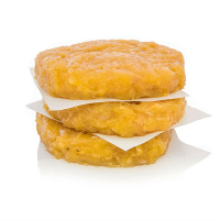 Bandeja de 5 Hamburguesas de Pollo Frescas de Diet Premium (Alimentación Saludable)