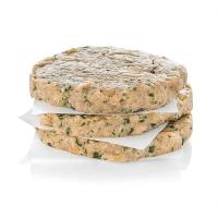 Bandeja de 5 Hamburguesas de Pollo Frescas del fabricante Diet Premium (Alimentación Saludable)