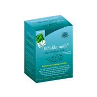 Klamath 400mg de 150 cápsulas de la marca 100%Natural (Complejos Multivitaminicos)