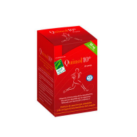 Quinol10 50mg de 60 softgels de 100%Natural (Antioxidantes)