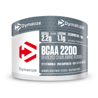 BCAA Complex 2200 - 200 capsules