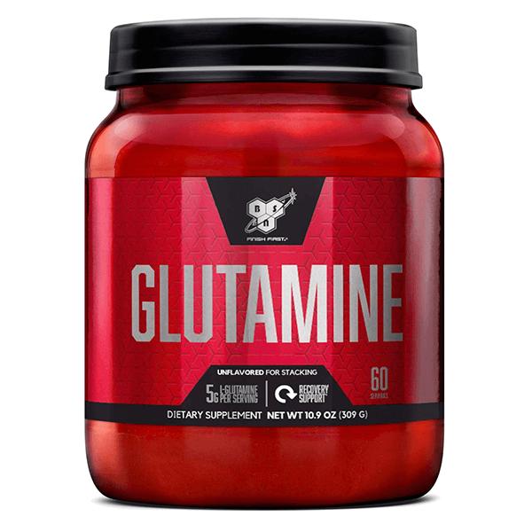 Glutamina DNA envase de 309 g de la marca BSN