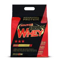 100% Whey envase de 2kg de Stacker Europe (Proteina de Suero Whey)