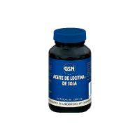 Aceite de Lecitina de Soja envase de 80 softgels de la marca GSN (Aceites Vegetales)