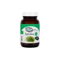 Spirulina bio 500 mg envase de 180 comprimidos de la marca El Granero Integral (SuperFoods)