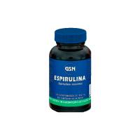 Espirulina 300mg envase de 120 tabletas de la marca GSN