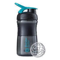 Sportmixer black 600ml