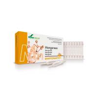 Diatonato 1 Manganeso envase de 28 viales del fabricante Soria Natural (Anti-Alergia)