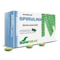 Espirulina de 60 tabletas de Soria Natural