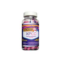 Stacker 3 XPLC envase de 100 cápsulas de la marca Stacker Europe (Termogénicos)