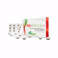HC Block 500mg envase de 24 tabletas de Soria Natural (Bloqueadores de Carbohidratos)