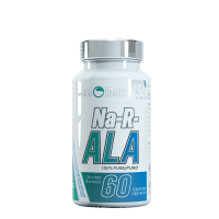 Na-R-ALA de 60 cápsulas de la marca Natural Health (Acido Alfa Lipoico)