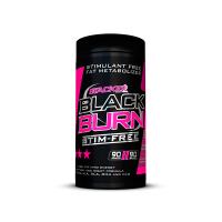 Black Burn Stim-Free de 90 cápsulas de Stacker Europe (Sin Estimulantes)