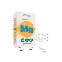 Magnesio de 30 tabletas de la marca Soria Natural