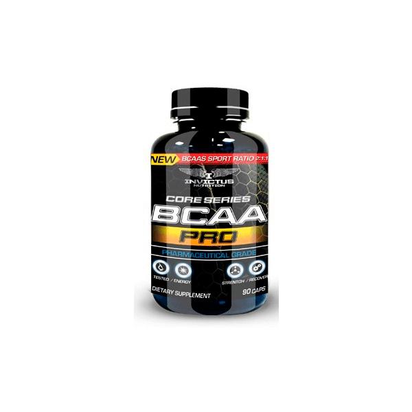 BCAA Pro - 90 Cápsulas [Invictus Nutrition]