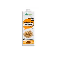 Bebida de Arroz Integral envase de 1l de la marca Soria Natural (Bebidas Vegetales)
