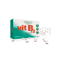 Vitamina B12 de 48 tabletas del fabricante Soria Natural