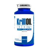 Krill OIL - 90 Cápsulas [Yamamoto]