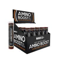 Amino Boost envase de 20 viales x 25ml del fabricante QNT (Aminoácidos)