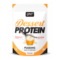 Desset Protein envase de 480g de QNT (Postres Bajos en Calorias)