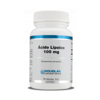 Ácido Lipoico 100mg de 60 cápsulas de Douglas Laboratories (Antioxidantes)