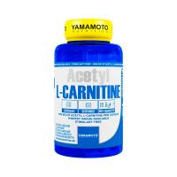 Acetyl L-Carnitina 1000mg de 60 cápsulas del fabricante Yamamoto Nutrition