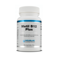Methyl B12 Plus - 90 Tabletas [Douglas]