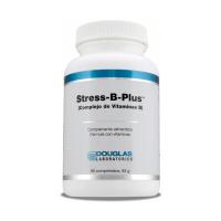 Stress B Plus envase de 90 cápsulas de la marca Douglas Laboratories (Vitamina B)