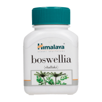 Boswellia envase de shallaki de la marca Himalaya Herbal Healthcare (Formulas Mejoras Articulares)