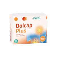 Dolcap Plus envase de 45 cápsulas de la marca Sakai (Formulas Mejoras Articulares)