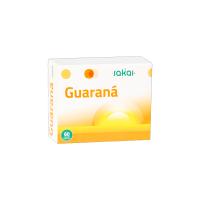 Guaraná de 60 cápsulas del fabricante Sakai (Vitalidad y Energia)